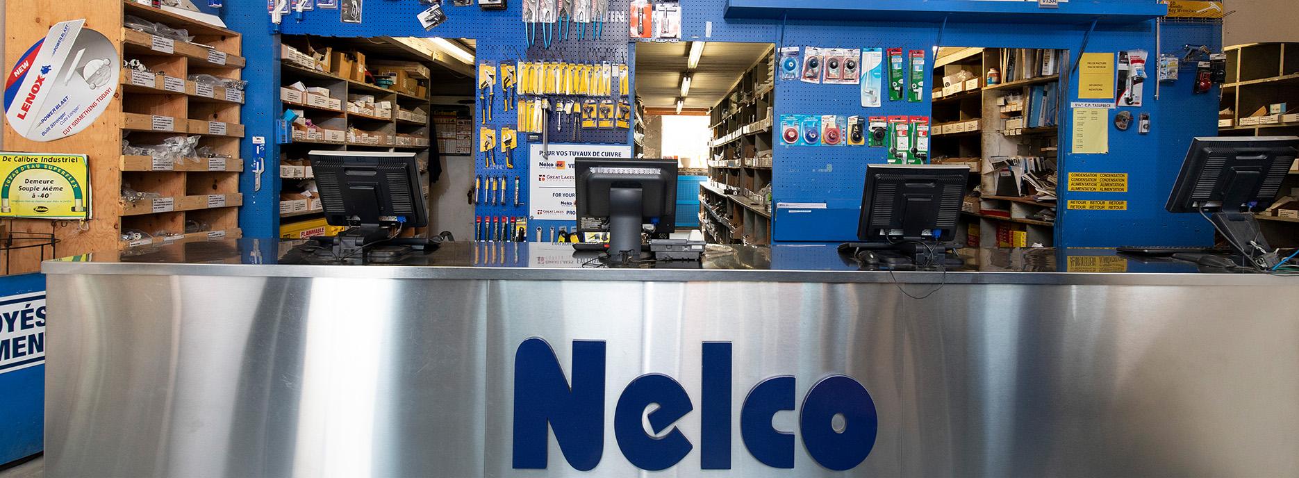Comptoir Nelco Inc. à Montréal